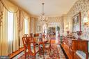 Formal dining room - 11776 STRATFORD HOUSE PL #409, RESTON