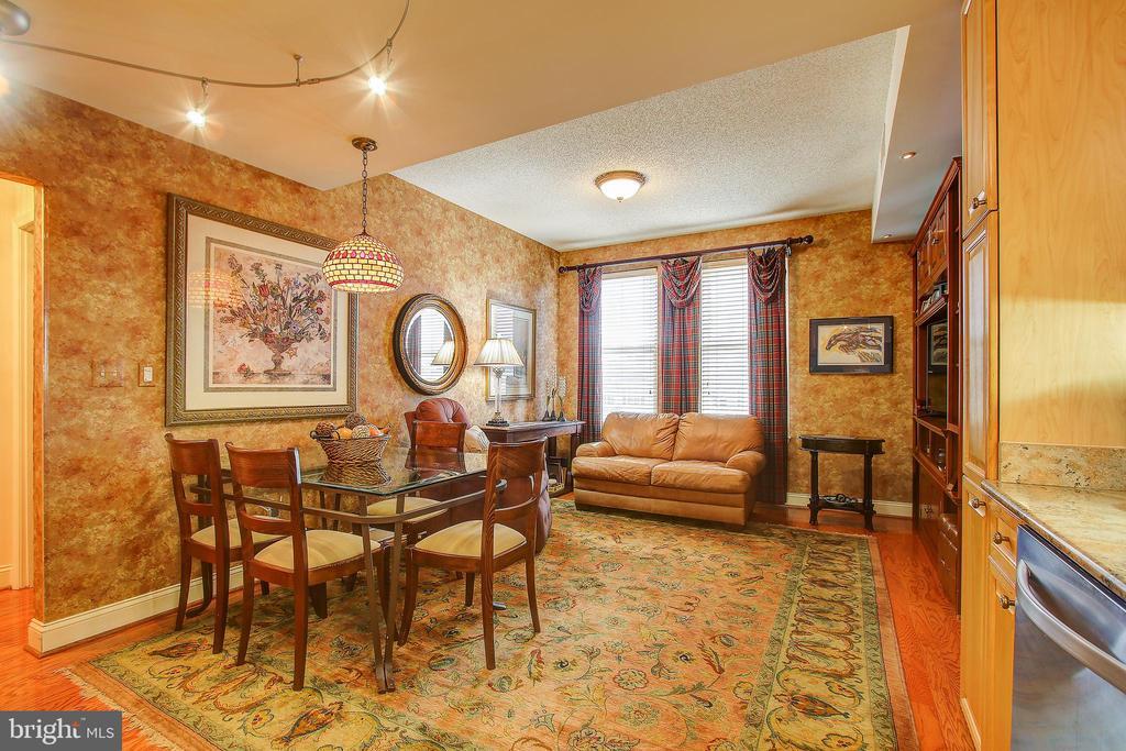 Breakfast room - 11776 STRATFORD HOUSE PL #409, RESTON