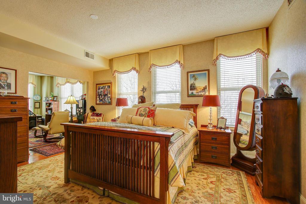 Master bedroom - 11776 STRATFORD HOUSE PL #409, RESTON