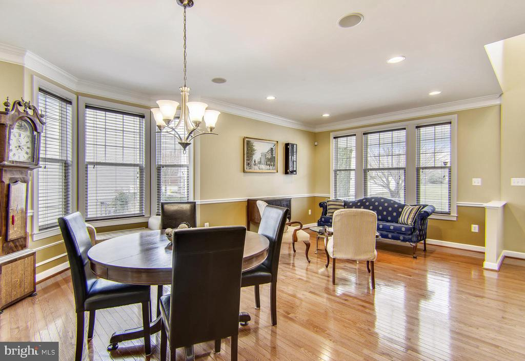Bay window in Dining Area - 1903 EAMONS WAY, ANNAPOLIS