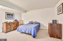 5th bedroom in lower level has large window - 1903 EAMONS WAY, ANNAPOLIS