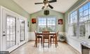 Sun Room with tile flooring - 1903 EAMONS WAY, ANNAPOLIS