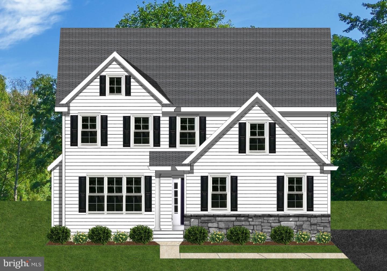 Single Family Homes для того Продажа на Haddonfield, Нью-Джерси 08033 Соединенные Штаты