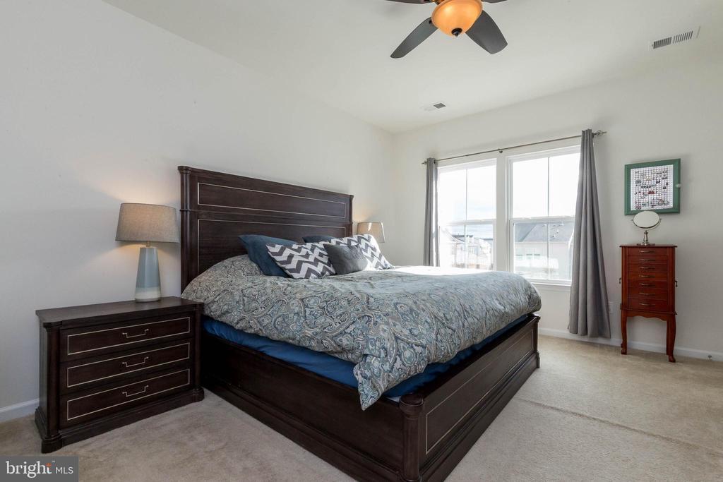 Master Suite with Walk-in Closet - 41713 MCMONAGLE SQ, ALDIE