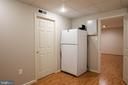 Den in basement - 18517 DENHIGH CIR, OLNEY