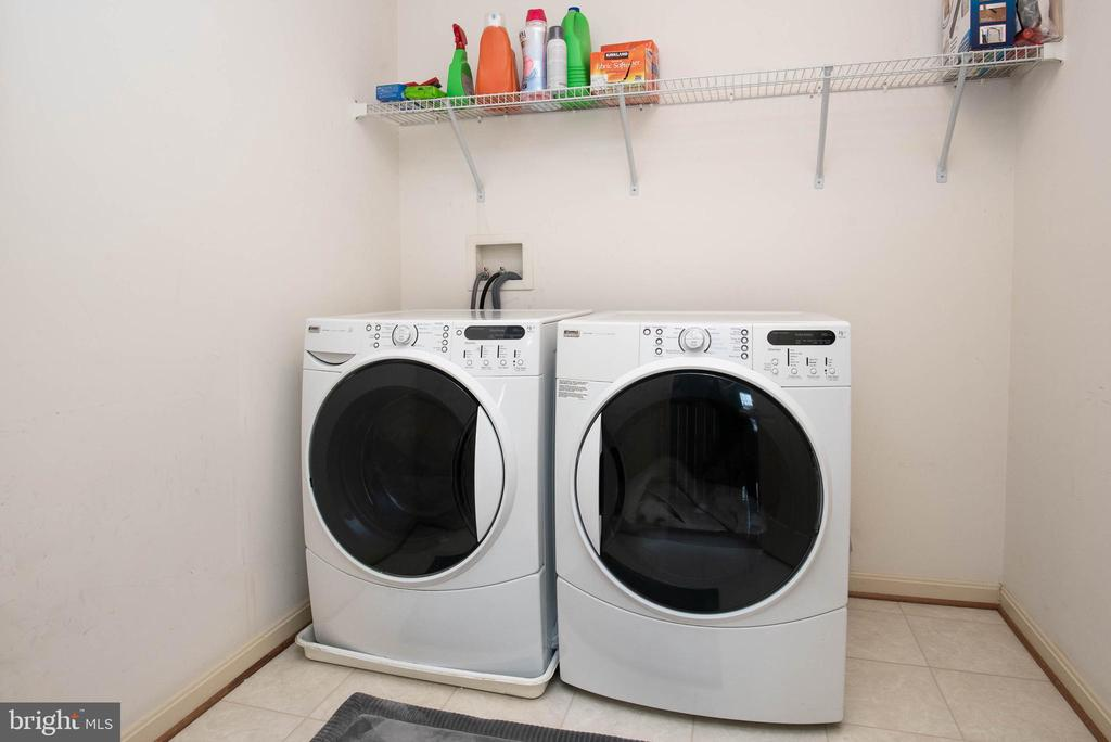 Laundry room - 18517 DENHIGH CIR, OLNEY