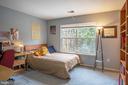 Bedroom 4 with walk-in closet - 18517 DENHIGH CIR, OLNEY