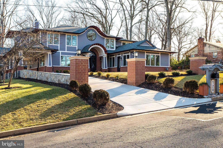 Single Family Homes 為 出售 在 Vienna, 弗吉尼亞州 22180 美國