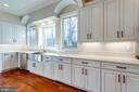 Top of the line cabinetry w/soft close technology. - 120 KINGSLEY RD SW, VIENNA