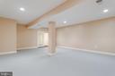 Hobby room. - 120 KINGSLEY RD SW, VIENNA