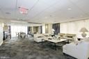Meeting Room/Sitting Area - 4601 N PARK AVE #809-J, CHEVY CHASE