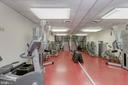 Gym - 4601 N PARK AVE #809-J, CHEVY CHASE