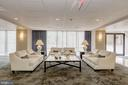 Sitting Area - 4601 N PARK AVE #809-J, CHEVY CHASE