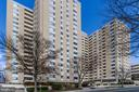 THE ELIZABETH - 4601 N PARK AVE #809-J, CHEVY CHASE