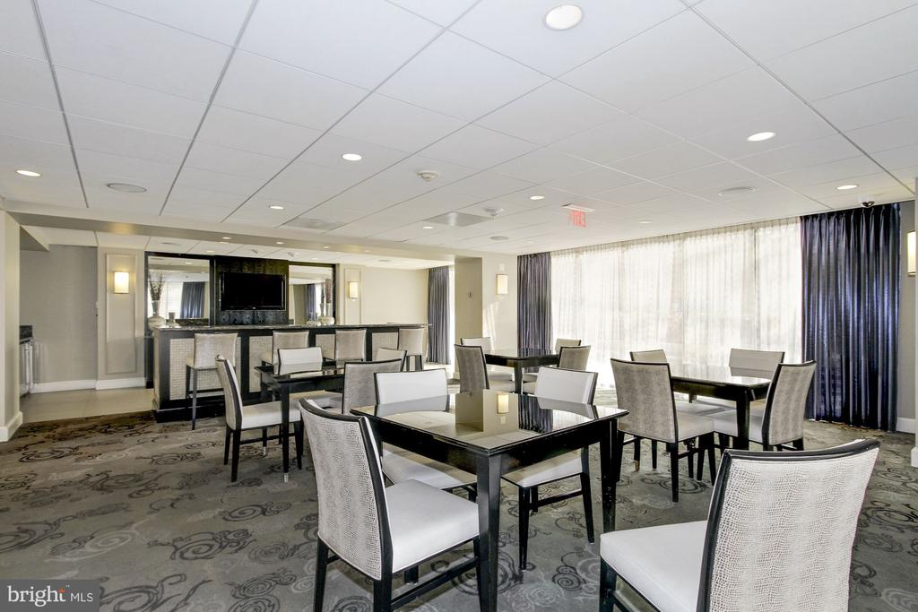 Game/Meeting Room - 4601 N PARK AVE #809-J, CHEVY CHASE