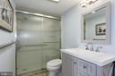 Bath - 4601 N PARK AVE #809-J, CHEVY CHASE