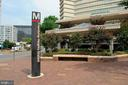 Red Line Metro Access - 4601 N PARK AVE #809-J, CHEVY CHASE