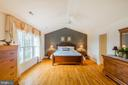 Grand Master Suite - 9321 WEIRICH RD, FAIRFAX
