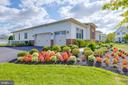 Expansive and beautiful professional landscaping - 23734 HEATHER MEWS DR, ASHBURN