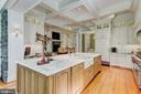 Kitchen - 7309 BRIGHTSIDE RD, BALTIMORE