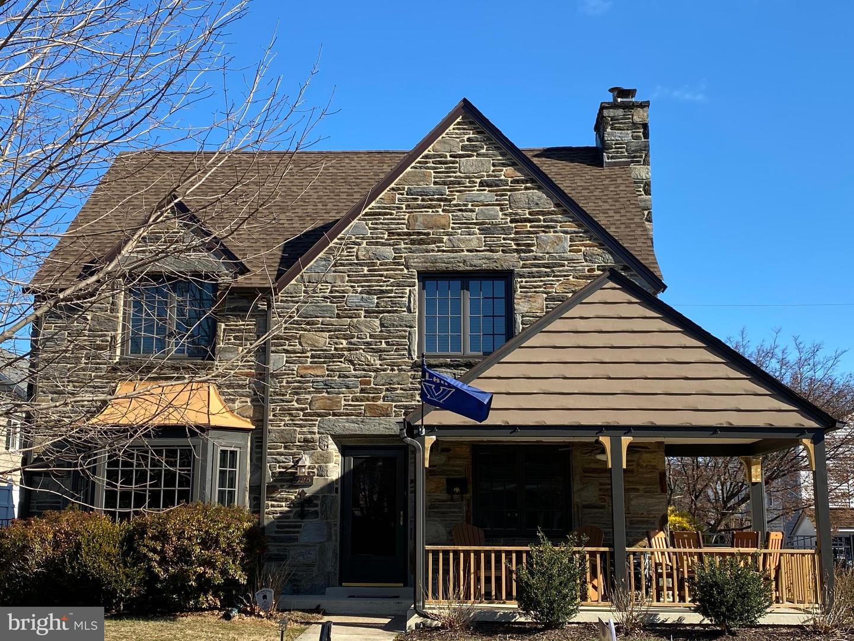Single Family Homes 용 매매 에 Drexel Hill, 펜실바니아 19026 미국