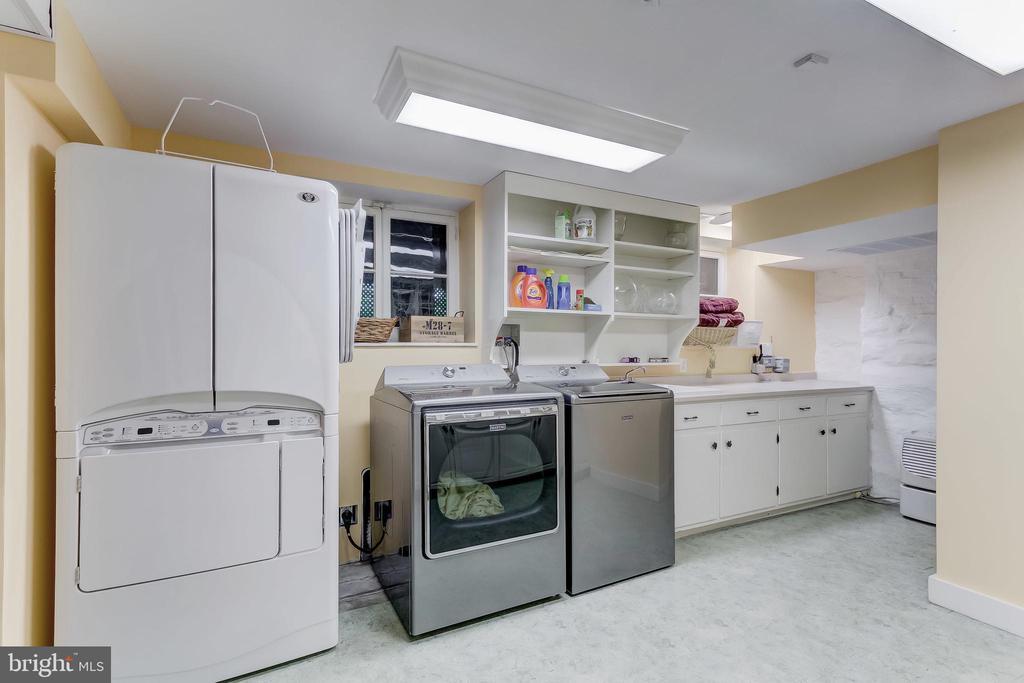 Laundry Room - 7309 BRIGHTSIDE RD, BALTIMORE