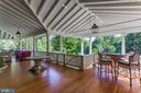 13-Foot Deep Wraparound Porch - 7309 BRIGHTSIDE RD, BALTIMORE