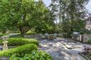 Patio & Gardens - 7309 BRIGHTSIDE RD, BALTIMORE