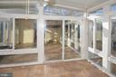 Bright Sunroom off family room - 9337 S WHITT DR, MANASSAS PARK
