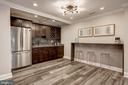 Great LL kitchen area ideal for parties - 6626 31ST PL NW, WASHINGTON