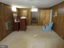 Additional finished room in basement - 215 BROAD ST, MIDDLETOWN