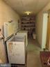 Freezer room in basement - 215 BROAD ST, MIDDLETOWN