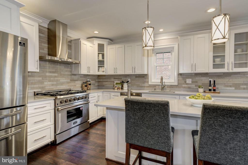 Kitchen - 6626 31ST PL NW, WASHINGTON