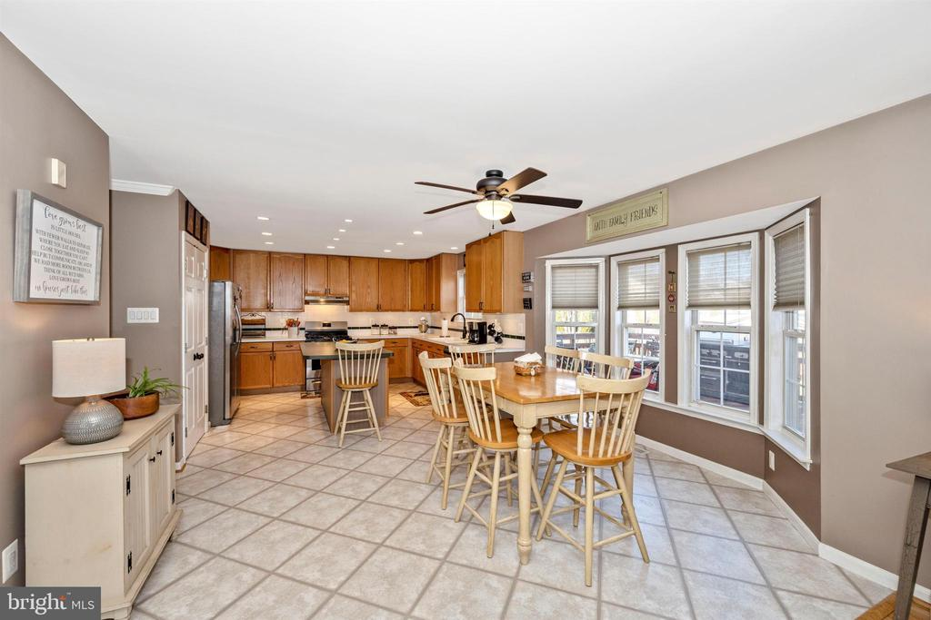 Eat In Kitchen - 111 CROSSTIMBER WAY, FREDERICK
