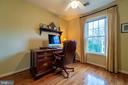 Spacious Bedroom 2/Office Space - 3910 BARCROFT MEWS CT, FALLS CHURCH