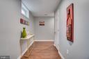 Basement Hallway - 2459 HARPOON DR, STAFFORD