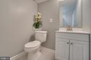 Basement Bathroom with Stand-alone Shower - 2459 HARPOON DR, STAFFORD