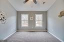Master Bedroom: New Carpeting & Fresh Paint - 2459 HARPOON DR, STAFFORD