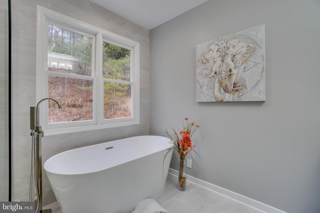 Free Standing Tub with Stand-alone Faucet System - 2459 HARPOON DR, STAFFORD