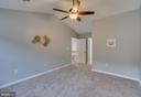 Master Bedroom: Vaulted Ceilings - 2459 HARPOON DR, STAFFORD