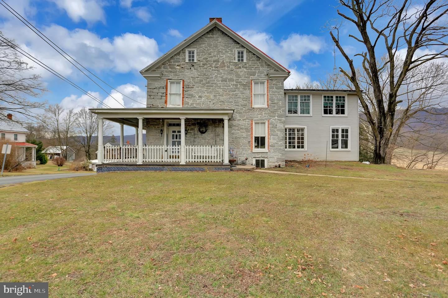 Single Family Homes for Sale at Fannettsburg, Pennsylvania 17221 United States