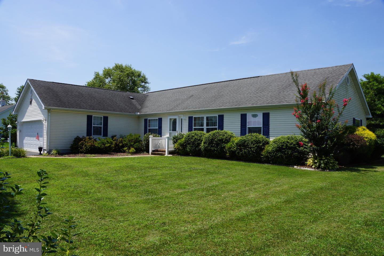 Single Family Homes para Venda às Camden, Delaware 19934 Estados Unidos