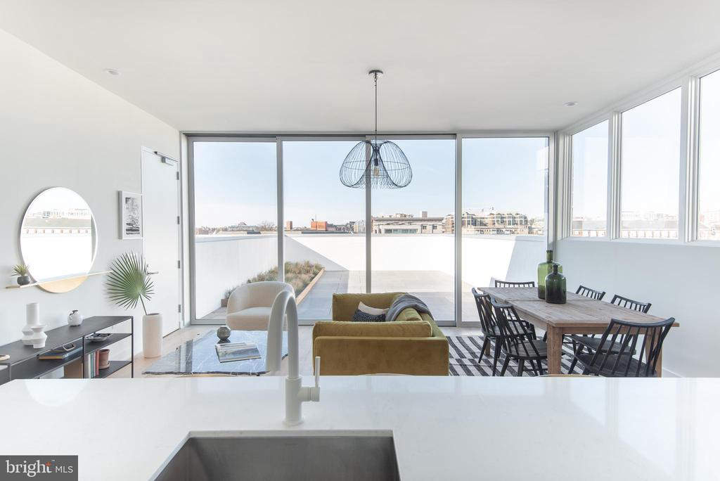 Welcome to the Penthouse - 1923 9TH ST NW #PH, WASHINGTON
