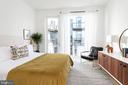 Balcony is shared with Bedroom #1 - 1923 9TH ST NW #PH, WASHINGTON
