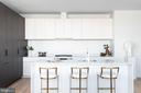 Stunning modern kitchen. - 1923 9TH ST NW #PH, WASHINGTON