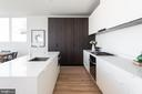 Custom Italian Cabinetry. - 1923 9TH ST NW #PH, WASHINGTON