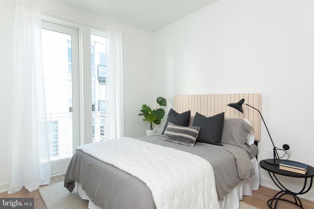 Bedroom #1 - 1923 9TH ST NW #PH, WASHINGTON
