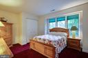 BEDROOM - 17532 COUNTRY VIEW WAY, MOUNT AIRY