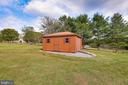 SHED - 17532 COUNTRY VIEW WAY, MOUNT AIRY
