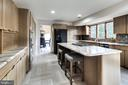 GOURMET KITCHEN - 17532 COUNTRY VIEW WAY, MOUNT AIRY